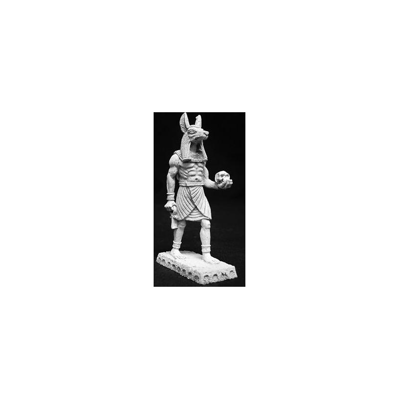 02734 Statue d'Anubis