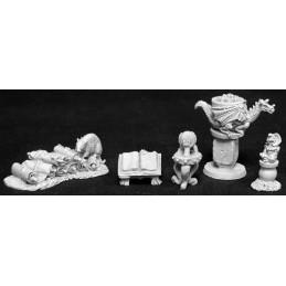 02652 Parchemins et artefacts magiques