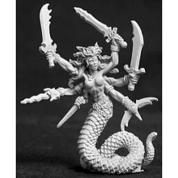 02633 Démon serpent