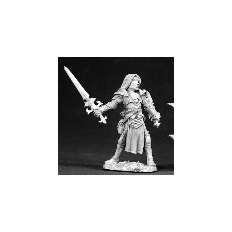 02558 Guerrier elfe