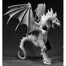 02549 Dragon en colère