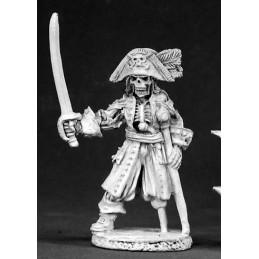 02437 Squelette de capitaine