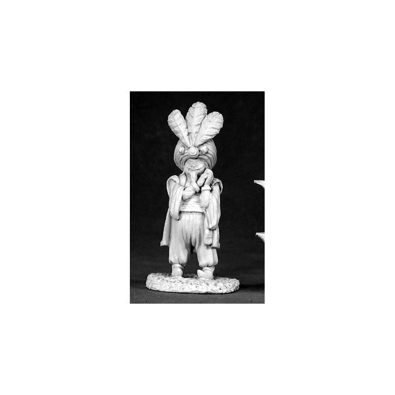 02433 Calife/magicien oriental
