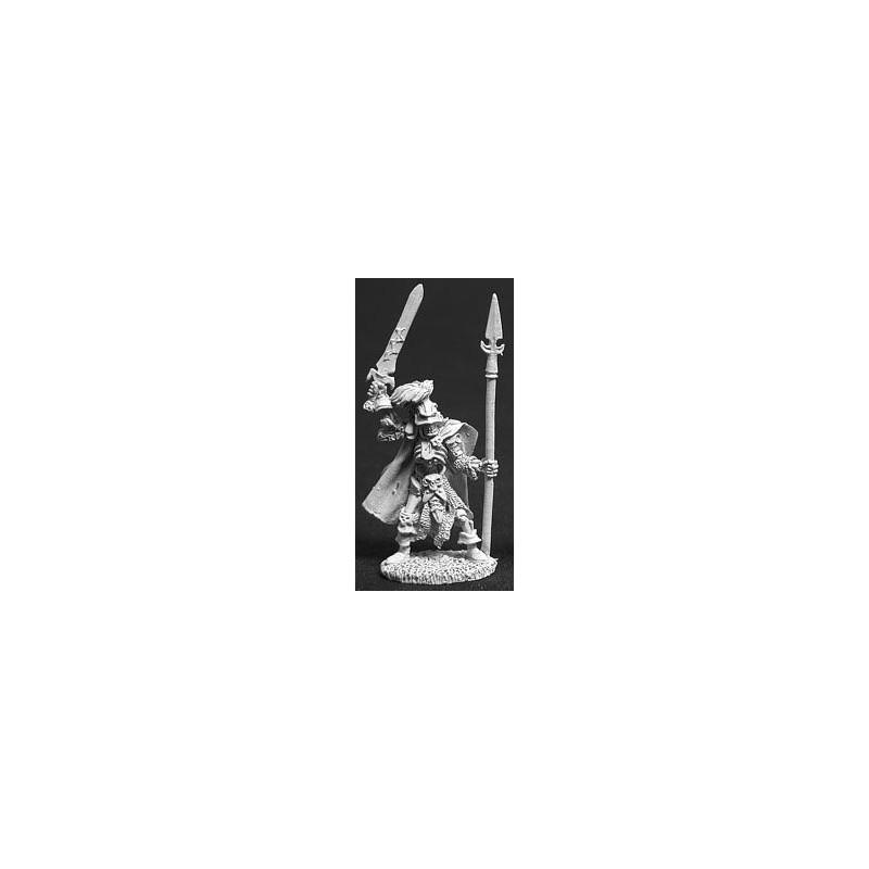 02305 Guerrier squelette