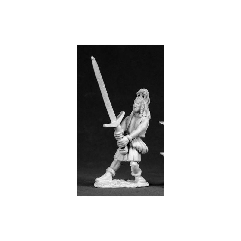 02286 Guerrier highlander