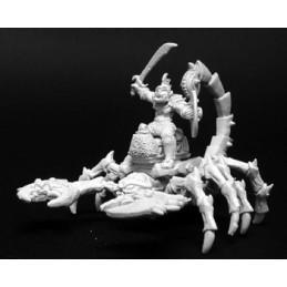 02212 Orque monté sur scorpion