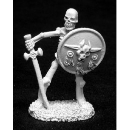02078 Guerrier squelette