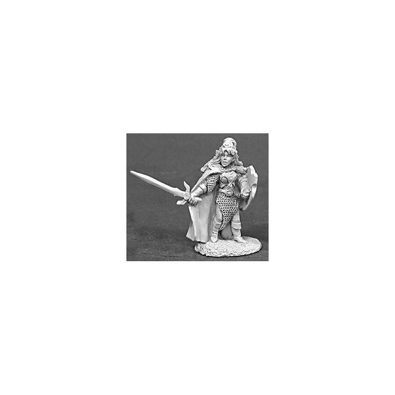 02059 Guerrière elfe