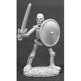 02015 Guerrier squelette