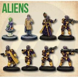Starter Aliens