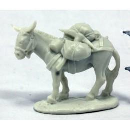 77402 Mule chargée