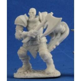 77347 Squelette en armure