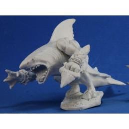 77278 Homme-requin