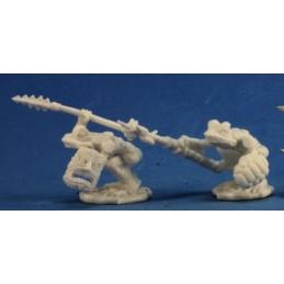 77268 Guerriers homme-grenouilles