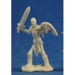 77240 Gardiens squelettes avec épées