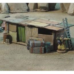 Cabane en taule C