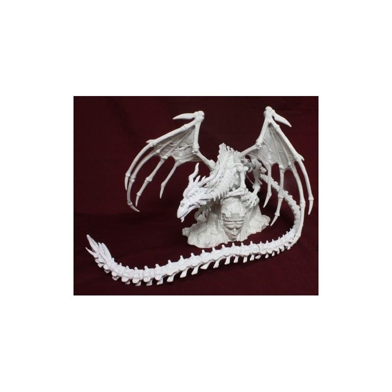 77192 Dragon squelette