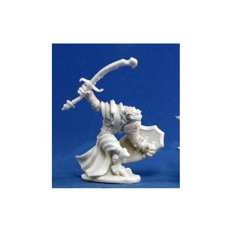 77060 Guerrier homme-dragon