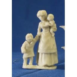 77087 La mère et ses enfants