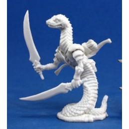 77153 Guerrier homme-serpent