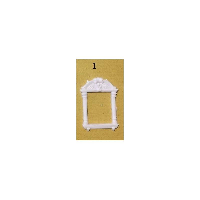 Fenêtre renaissance 1 (2cm x 3,2cm)