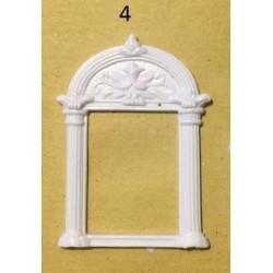 Fenêtre renaissance 4 (5,2cm x 3,8cm)