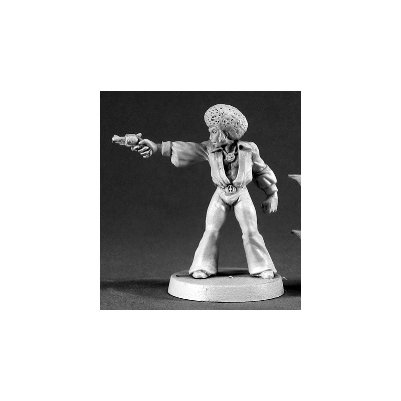 50033 Gangster afro
