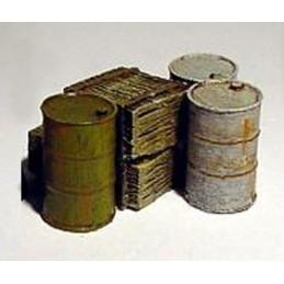 Dépôt de carburant/munitions