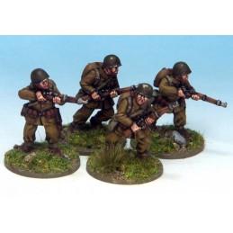 WWP001 - Infanterie avec fusils