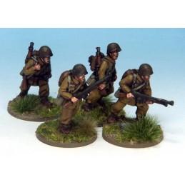 WWP003 - Infanterie avec LMG