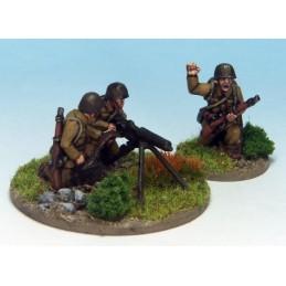 WWP010 - Infanterie avec HMG