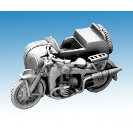 WWF049 Gnome et Rhône AX2 Sidecar