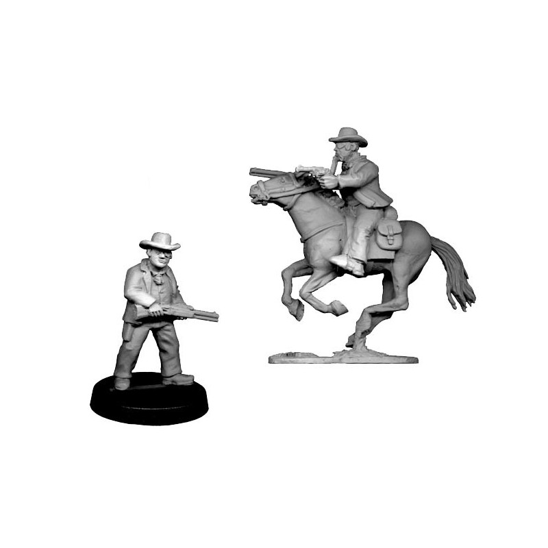 CCW004 Sheriff à la retraite