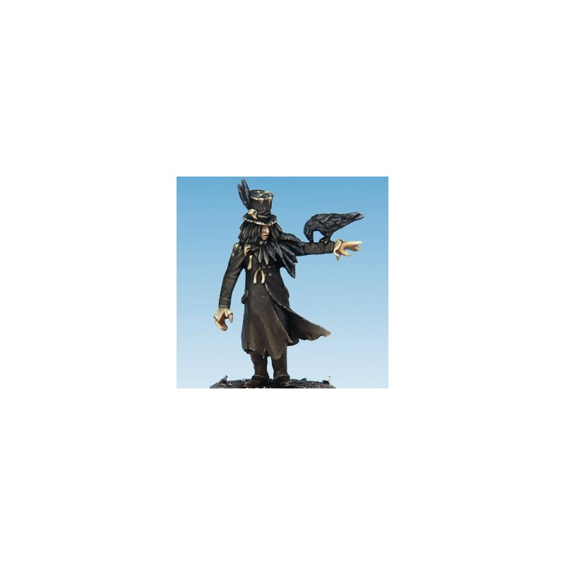 Le roi des corbeaux et le joueur d'orgue de barbarie