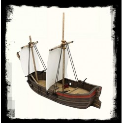 Barque côtière