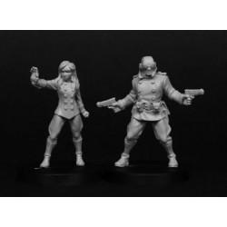 1400 - Héroïne Pulp et Phantom ace