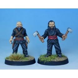 1412 - Hommes de main de Fang