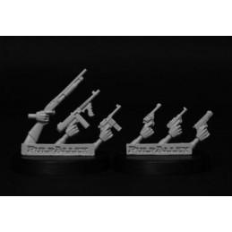 Armes diverses