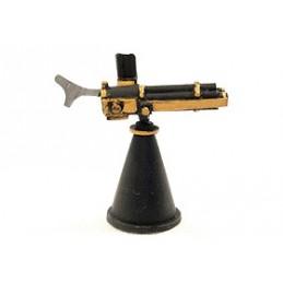 HNW04 3 Pounder/37mm Hotchkiss QF canon rotatif