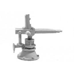 HNW07 Gardner Gun sur piédestal