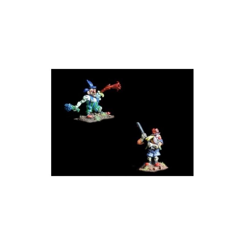 GHD0005 - Clowns monstrueux