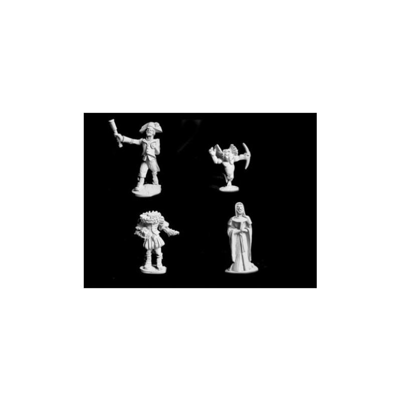 GHD0004 - Statues animées
