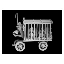 Wagon prison pour enfants