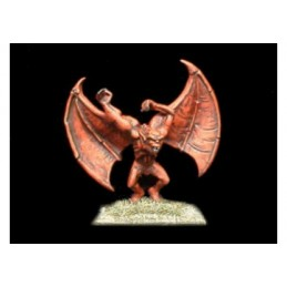 GH00002 - Dracula sous forme de chauve-souris