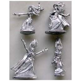 GHW0001 - Les sœurs du collège de magie (sorcières)