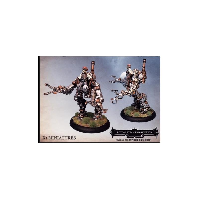 EOTD-16 Steam Exo-squelette