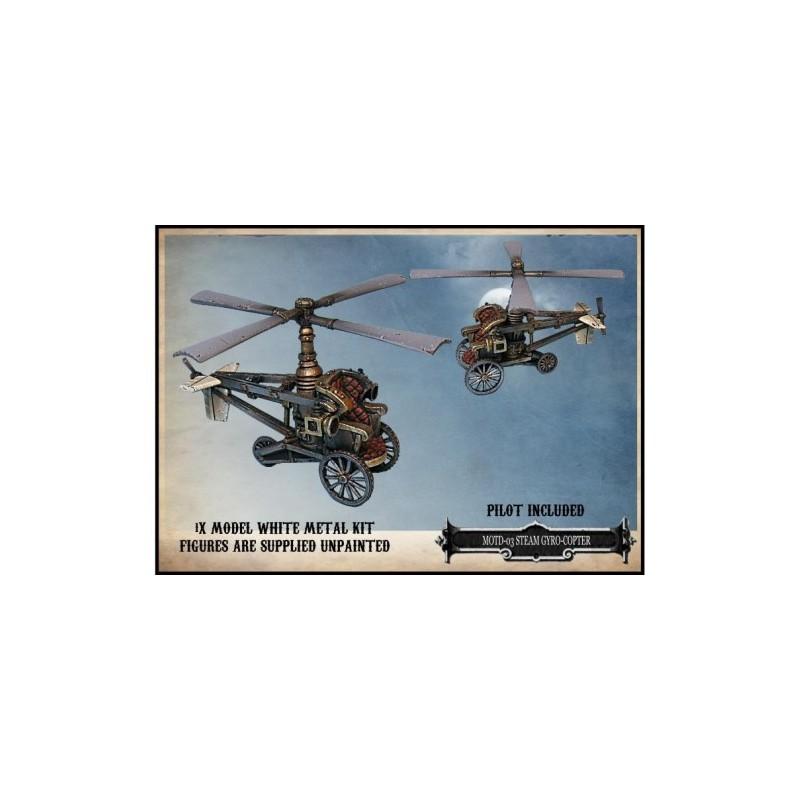 MOTD-03 Steam - Gyrocoptère