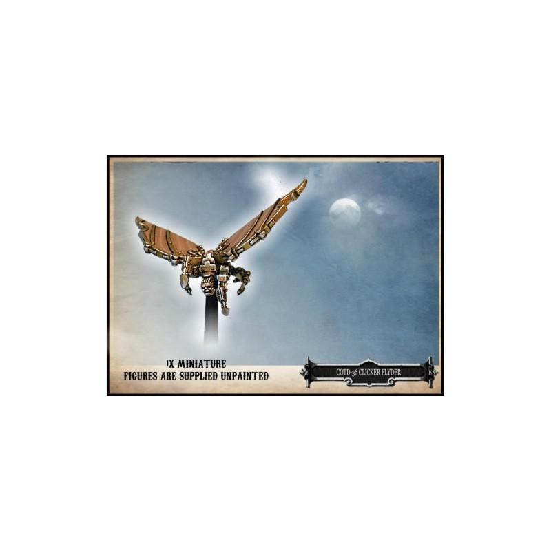 COTD-36 Créature mécanique volante