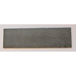 AOTD-01 50 x 170mm base rectangulaire avec pavés