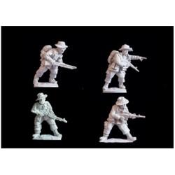 NAM011 - Forces spéciales en chapeau de brousse
